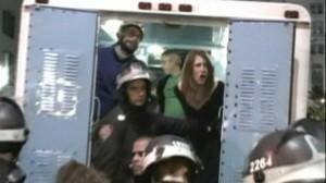 Occupy eviction