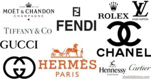 luxury brands in social media